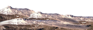 Mountains PNG Transparent PNG Clip art