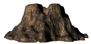 Mountains Transparent PNG PNG Clip art