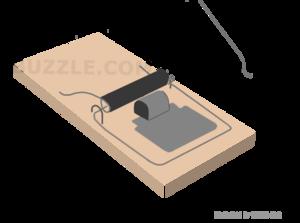 Mousetrap PNG Pic PNG Clip art