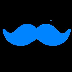 Moustache PNG Transparent Image PNG Clip art