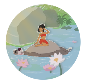 Mowgli Transparent Background PNG Clip art