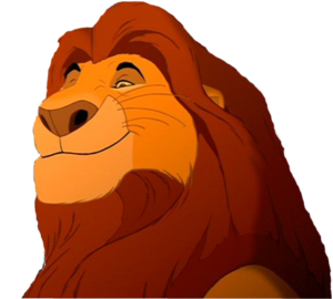 Mufasa PNG File PNG Clip art