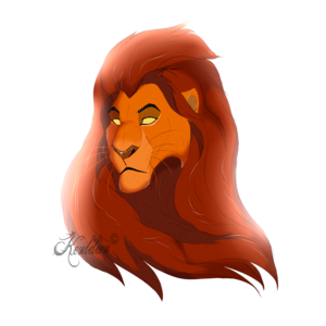 Mufasa PNG Photo PNG clipart
