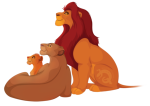 Mufasa PNG Pic PNG clipart