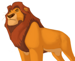 Mufasa PNG Picture PNG Clip art