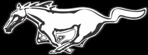 Mustang Logo PNG Transparent Image PNG Clip art