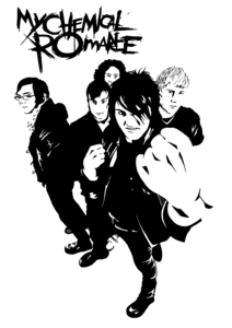 My Chemical Romance PNG Clipart Background PNG Clip art