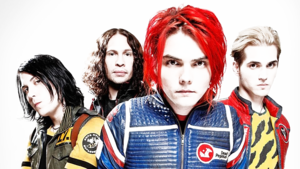 My Chemical Romance PNG Download Image PNG Clip art