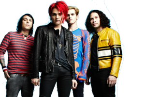 My Chemical Romance PNG Transparent Photo PNG Clip art