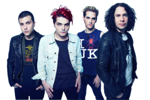 My Chemical Romance PNG Transparent PNG Clip art