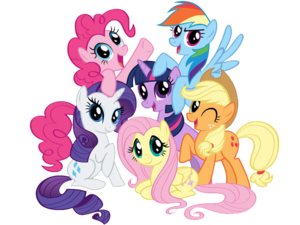 My Little Pony PNG Pic PNG Clip art