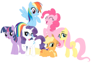 My Little Pony PNG Transparent Image PNG images