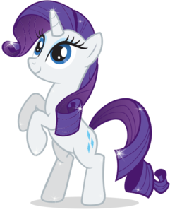 My Little Pony Rarity PNG File PNG Clip art