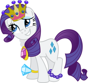 My Little Pony Rarity PNG Image PNG Clip art