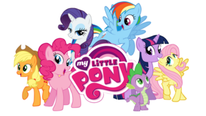 My Little Pony Transparent Background PNG Clip art