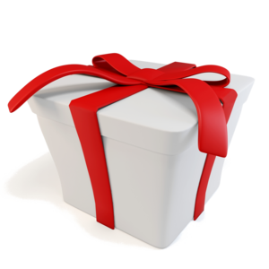 Mystery Gift Box PNG PNG Clip art