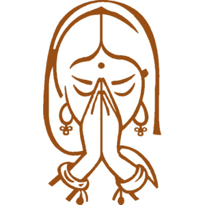 Namaste PNG HD PNG Clip art