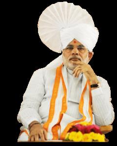 Narendra Modi PNG File PNG icon
