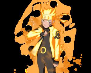 Naruto Ashura PNG Pic PNG Clip art