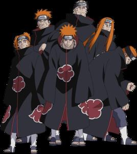 Naruto Pain PNG Clipart PNG Clip art