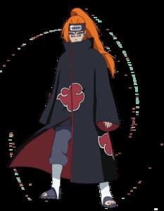 Naruto Pain PNG Image PNG Clip art