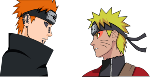 Naruto Pain PNG Photo PNG Clip art