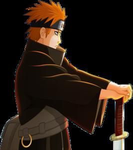 Naruto Pain PNG Photos PNG Clip art