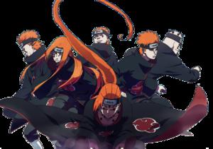 Naruto Pain PNG Pic PNG Clip art