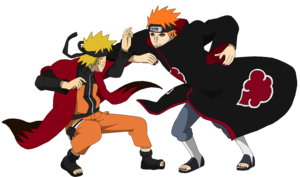 Naruto Pain PNG Transparent Image PNG Clip art