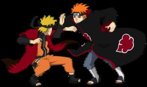 Naruto Pain PNG Transparent Image PNG Clip art