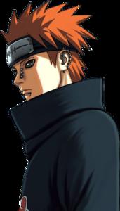 Naruto Pain PNG Transparent PNG Clip art