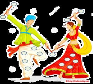 Navratri PNG Pic PNG Clip art