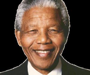 Nelson Mandela PNG Image PNG Clip art