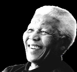 Nelson Mandela Transparent Background PNG Clip art