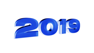 New Year 2019 Transparent PNG PNG clipart