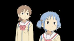 Nichijou PNG Image PNG Clip art