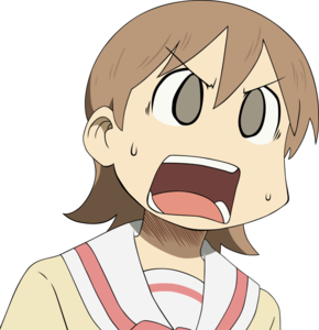 Nichijou PNG Picture PNG Clip art