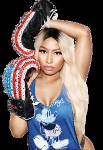 Nicki Minaj PNG HD Quality PNG Clip art
