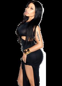 Nicki Minaj PNG Transparent Background PNG Clip art