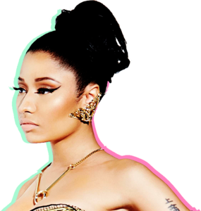 Nicki Minaj PNG Transparent File PNG Clip art