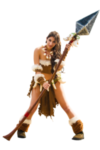 Nidalee PNG Pic PNG Clip art