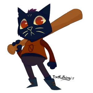Night In The Woods Download PNG Image PNG Clip art