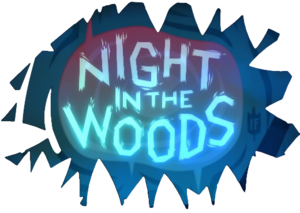 Night In The Woods PNG Background Image PNG Clip art