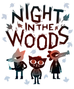 Night In The Woods PNG Image PNG Clip art