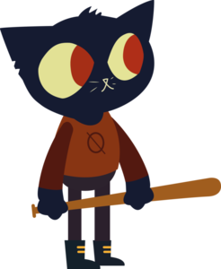 Night In The Woods PNG Transparent Picture PNG Clip art
