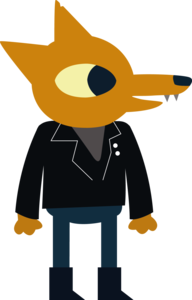 Night In The Woods PNG Transparent PNG Clip art