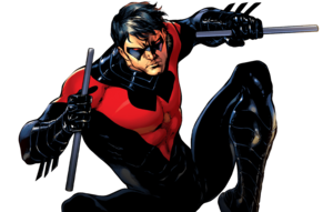 Nightwing PNG Image PNG Clip art