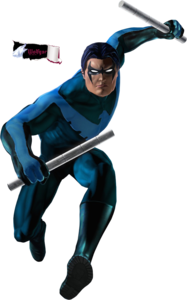 Nightwing PNG Picture PNG Clip art