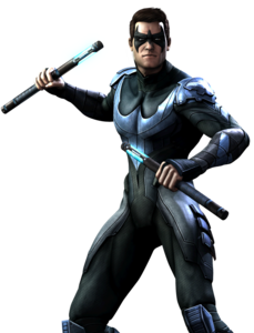 Nightwing PNG Transparent Image PNG Clip art