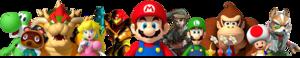 Nintendo Characters PNG Clipart PNG Clip art